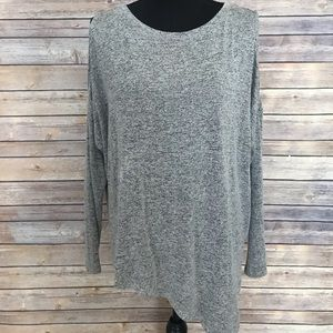 Mossimo cold shoulder top